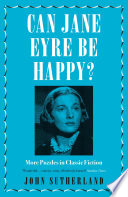 Can Jane Eyre Be Happy