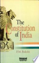 Constitution Of India  10 e