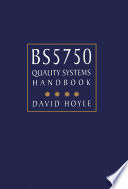 Quality Systems Handbook
