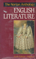 The Norton Anthology of English Literature Paradise Lost