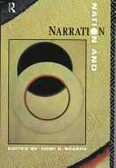 Nation and Narration