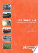 Legionella And The Prevention Of Legionellosis