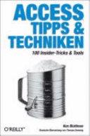 Access Tipps & Techniken