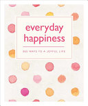Book Everyday Happiness