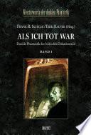 Meisterwerke der dunklen Phantastik 03: ALS ICH TOT WAR