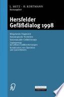 Hersfelder Gefäßdialog 1998