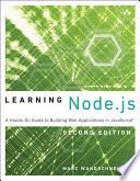 Learning Node js