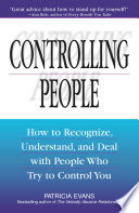 Controlling People Book Cover