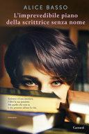 L'imprevedibile piano della scrittrice senza nome Book Cover