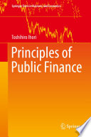 Principles of Public Finance