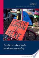 Publieke Zaken In De Marktsamenleving