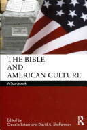 The Bible and American Culture