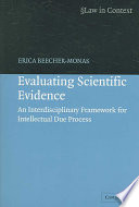 Evaluating Scientific Evidence
