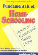 Fundamentals of Home schooling