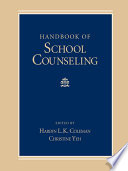 Handbook of School Counseling