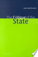The Critique of the State