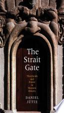 download ebook the strait gate pdf epub