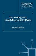 download ebook gay identity, new storytelling and the media pdf epub