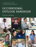 Occupational Outlook Handbook  2016 2017