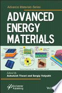 Advanced Energy Materials
