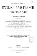 Book The international English and French dictionary containing all words ... by L. Smith and H. Hamilton