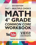 Argo Brothers Math Workbook  Grade 4