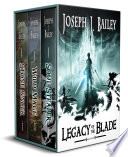 Legacy Of The Blade : world. uërth is in ruins. with the...
