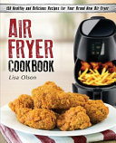 Air Fryer Cookbook