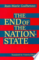The End Of The Nation State