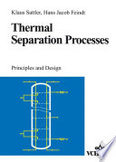 Thermal Separation Processes