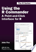 Using the R Commander