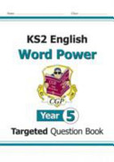 KS2 English Targeted Question Book: Word Power - Year 5