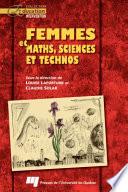 illustration Femmes et Maths, Sciences et Technos