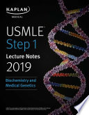 Usmle Step 1 Lecture Notes 2019 Biochemistry And Medical Genetics