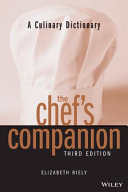 The Chef s Companion