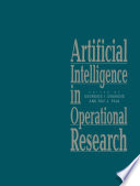 Artificial Intelligence in Operational Research