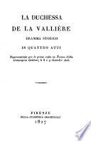 Commedie di Alberto Nota  La duchessa de la Valli  re  L ospite francese  Il bibliomane