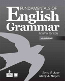 Fundamentals of English Grammar  Student Book W Audio and Answer Key and Workbook