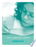 First Language Lessons for the Well Trained Mind  Level 4 Student Workbook