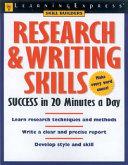 Research   Writing Skills