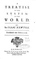 download ebook a treatise of the system of the world pdf epub