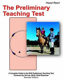 The Preliminary Teaching Test