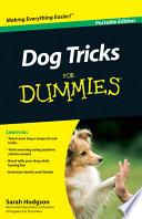Dog Tricks For Dummies  Portable Edition