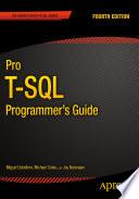 Pro T SQL Programmer s Guide