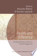 Health and Difference Scientists And Posed Challenging Administrative Issues For