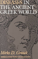 Diseases in the Ancient Greek World