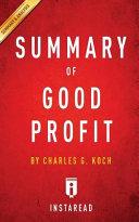 Good Profit book