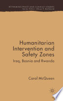 Humanitarian Intervention and Safety Zones