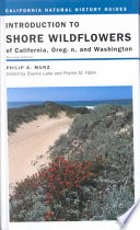 Introduction to Shore Wildflowers of California  Oregon  and Washington
