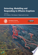 Detecting  Modelling and Responding to Effusive Eruptions